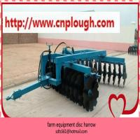 Buy cheap offset heavy duty disc harrow from wholesalers