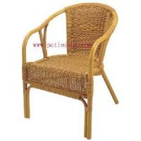 Buy cheap Aluminum / Bamboo / Wicker Chair (YE-158) from wholesalers