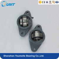 Buy cheap 2 Bolt flanged mounted High Speed Bearings units UCFL202 Plummer block housing from wholesalers