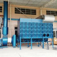 Buy cheap Air Filter Cartridge Industrial Dust Collector from wholesalers