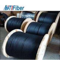 Buy cheap Armored Telecommunication Fiber Optic Network Cable Outdoor G652d 2 Core GYXTW product