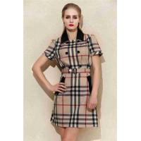 Buy cheap Sell Newly Summer womens dresses new clothes Tartan dress Pure cotton classic cloth style from wholesalers