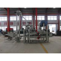 Buy cheap Advanced Job's tears dehulling machine   dehulling line  hulling machine shelling machine peeling machine from wholesalers