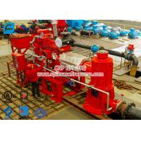 Buy cheap Firefighting 2 Stage Diesel Driven Vertical Turbine Fire Pump Sets 500 Usgpm from wholesalers