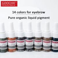 Buy cheap Kit Ti302-30-7 Embroidery Eternal Tattoo Ink 6 Color Cosmetic With Twist Cap from wholesalers