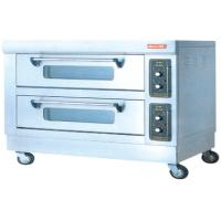 Buy cheap FDX-24BQ 380V 50Hz 2 Layer 4tray Electric Baking Ovens 12KW for West Food Kitchen from wholesalers