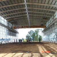 Buy cheap Light Steel Structure Fabrication Prefab Warehouse for Sale with factory price from wholesalers