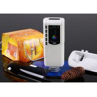 Buy cheap Food / Painting Colour Measuring InstrumentsCIE LAB Color Space USB Data Port from wholesalers