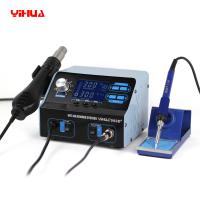 Buy cheap Actomatic Temprature Control SMD Rework Station For Circuit Board Repairing from wholesalers