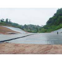 Buy cheap smooth surface HDPE Geomembrane for landfill,smooth surface HDPE Geomembrane for landfill from wholesalers