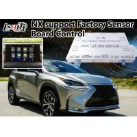 Buy cheap Lexus Nx Car Video Interface , Android Navigation Box Two In One Unit Including Miracast from wholesalers