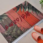 Buy cheap Custom Anti-Slip Rubber Floor Carpet , Waterproof Rubber Kitchen Floor Mats from wholesalers