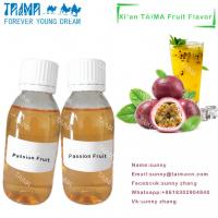 Buy cheap High quality Xi'an TAIMA high concentrate Passion Fruit Flavor liquid for Vape product