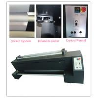 Buy cheap Printed Fabric Heat Sublimation Machine 1.6M Width Direct On Fabric Dryer product