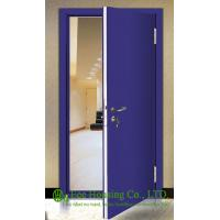 Buy cheap Residential 60 minutes Steel Fire Retardant Door For Commercial Building from wholesalers