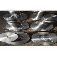 18CrNiMo7-6 8822H 4140 4330 Alloy  Steel Open Die Forged Shaft Heat Treatment And Machined