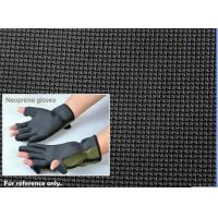 Buy cheap No Slip 3MM Neoprene Sheet Shark Skin Gloves Butadiene Rubber SBR from wholesalers