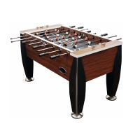 Buy cheap Adult Commercial Football Table , Wooden Indoor Soccer Table For Family Play from wholesalers