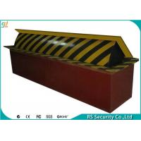 Buy cheap Anti Collision Automatic Road Barriers 304 Stainless Steel AC220c / 380v from wholesalers