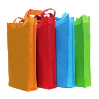 Buy cheap Promotional Go Shopping PP Non-woven Tote Bag Wholesale Custom Logo, Best Nonwoven Shopping Bag from wholesalers