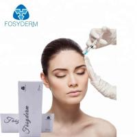 Buy cheap 1ml / 2ml Fine Line Hyaluronic acid Dermal Filler For Crows Feet Safety Effective from wholesalers