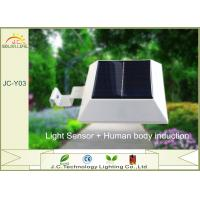 Buy cheap Landscape Pathway IP44 Super Bright Solar Garden Lights 120*120*50MM from wholesalers