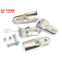 Buy cheap Chrome Plate Surface Lean Tube Connector / Stainless Joints Pipe With 2.3MM Thickness from wholesalers