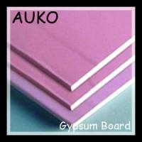 Buy cheap Interior design, Perforated fire resistant plasterboards - gypsum boards from wholesalers