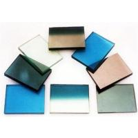 Multicolor Reflective Float Glass With Good Sight Shading Function CE Approved
