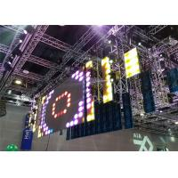 Buy cheap Public Event Indoor Rental LED Display Unique PCB Design With Die Cast Cabinet from wholesalers