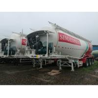 Buy cheap stock 50M3 Cement Bulker Semi-Trailer for sale from wholesalers