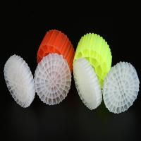 Buy cheap Virgin HDPE Material Kaldnes K1 Filter Media Bio Balls For Aquariums from wholesalers