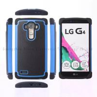Buy cheap LG phone cases,for LG L4,football stripe,TPU+PC,three-in-one,anti-shock,anti-dust,other models from wholesalers