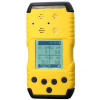 Buy cheap CO,O2,H2S,EX portable multi gas detector analyzer from wholesalers