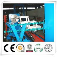 Buy cheap Fast Speed CNC Plasma Cutting Machine , Steel Pipe CNC Plasma Cutter from wholesalers