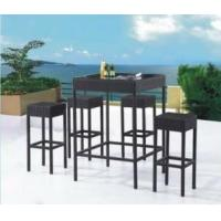 Buy cheap outdoor furniture cover dinning set 1181-6181# from wholesalers