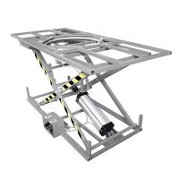 Buy cheap Sofa Electrical Pneumatic Working Table for Workshop Crane from wholesalers