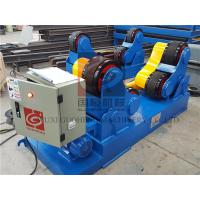 Buy cheap Self Aligning type Pipe Welding Rotator With 20T Capacity for Boiler Automatic Welding from wholesalers