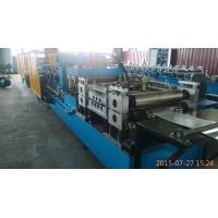 Buy cheap Cee Zee Interchangeable Roof Panel Roll Forming Machine Compture Control from wholesalers