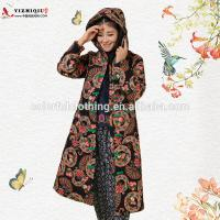 Buy cheap Customized Design Fashion Winter Coat Chinese Traditional Clothing from wholesalers