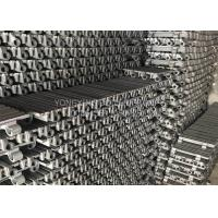Buy cheap Heat Resistant Fire Grate Bars Coal Boiler Spare Parts Gray Iron Material from wholesalers
