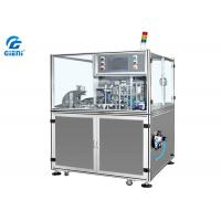 China Rotary Semi Automatic Liquid Filling Machine SUS304 For Eyeliner Pencil on sale