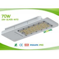 Buy cheap Economical 70w LED street lamps DC24V input complied with solar panel from wholesalers