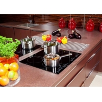Buy cheap OEM Built Inside 1800W Wifi Induction Cooktop from wholesalers