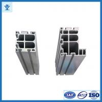 Buy cheap Square T5 aluminium extrusion profiles for transportation tools from wholesalers