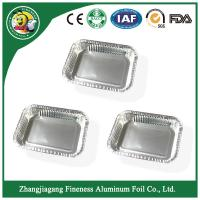 Buy cheap Customized high quality new products fc aluminium foil container from wholesalers