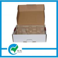 Buy cheap Paper packaging box die cut self-construction electronic paper box with inner pallet from wholesalers