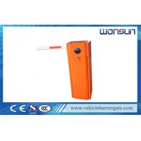 Buy cheap 50 / 60Hz Parking Area Auto Barrier Gate Straight Arm For Shopping Mall from wholesalers