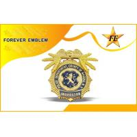 Buy cheap Customized Bronze Soft Enamel Badge Gold Plating For Promotional or Business Gift from wholesalers
