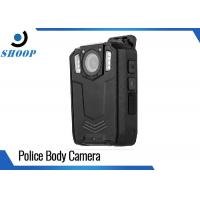 Buy cheap HD 1080P Bluetooth Law Enforcement Body Camera 140 Degree Lens from wholesalers